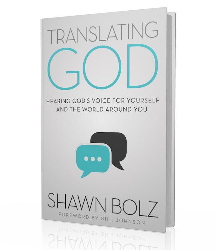 Translating God book review Shawn Bolz